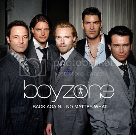 Boyzone BackAgainNoMatterWhat2008 - Boyzone - Back Again..No Matter What [2008]