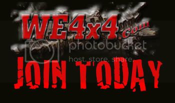 Follow We4x4.com